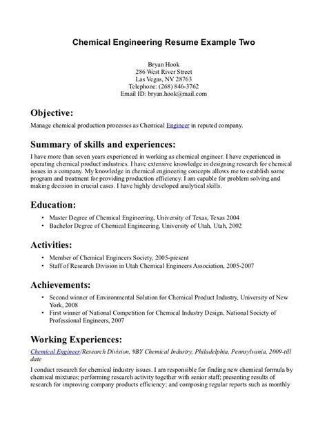 cv sle engineering graduate