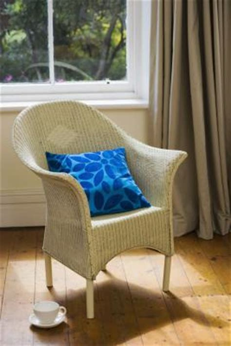 how to fix the wicker on the leg of a chair home guides