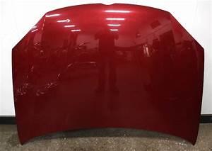 Genuine Vw Hood 05-10 Vw Jetta Mk5 - La3w Red Spice