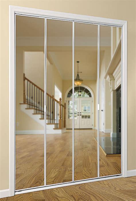 series  bifold mirror door daiek door systems