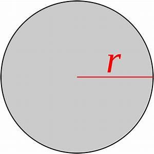 File Circle And Radius Svg