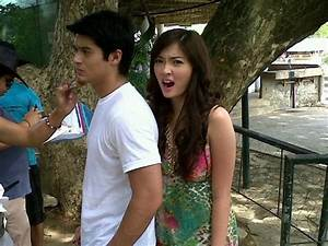 Pinoy Hunks: Jc de Vera with Danita Paner