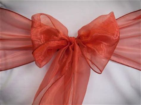 chair sash gallery specialty linens and chair covers