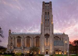 Rockefeller Memorial Chapel Architecture at the