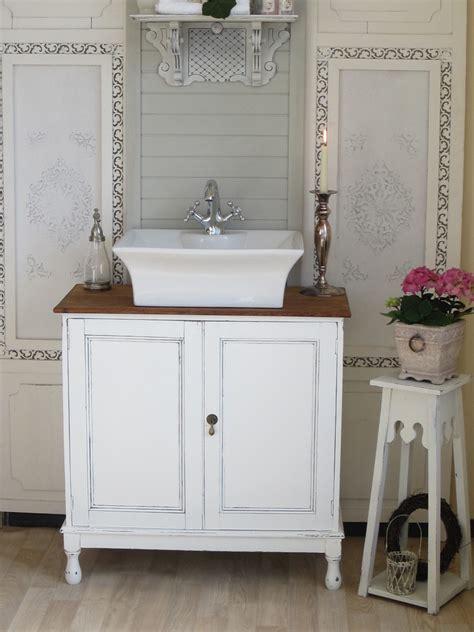 badmöbel landhaus holz waschtisch landhaus bestseller shop f 252 r m 246 bel und einrichtungen