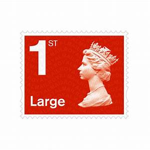 royal mail 1st class large stamps x 50 self adhesive With large letter stamp
