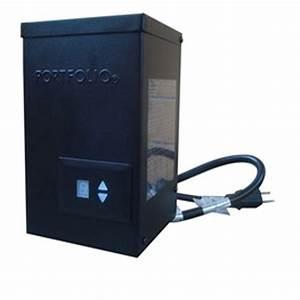 Portfolio watt volts multi tap transformer