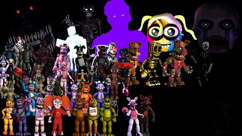 One Family By Alvaxerox On Deviantart My Fnaf Poster By Alvaxerox On Deviantart