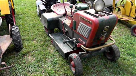 Vintage Garden Tractors by Lawn And Garden Tractors