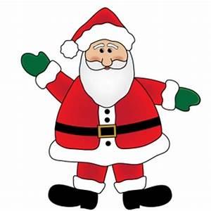 Cartoon Picture Of Santa - ClipArt Best