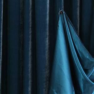 Rideaux Velours Bleu : pi comment survivre l 39 hiver mariekke ~ Teatrodelosmanantiales.com Idées de Décoration