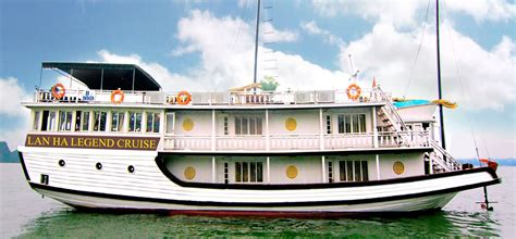 Legend Boats Head Office by Lan Ha Legend Cruise 2 Days Tour Enjoy The Bay The