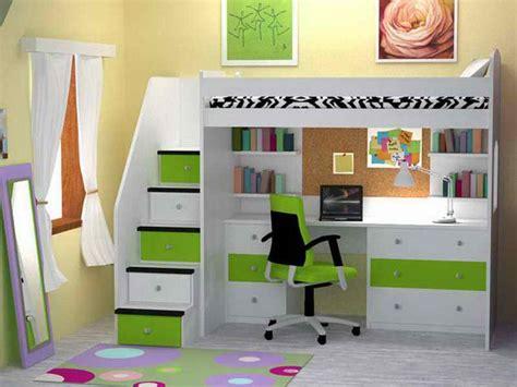 Desk Bunk Bed Combination by Loft Bed Desk Combo Room