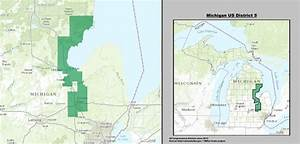 Michigan's 5th congressional district - Wikipedia