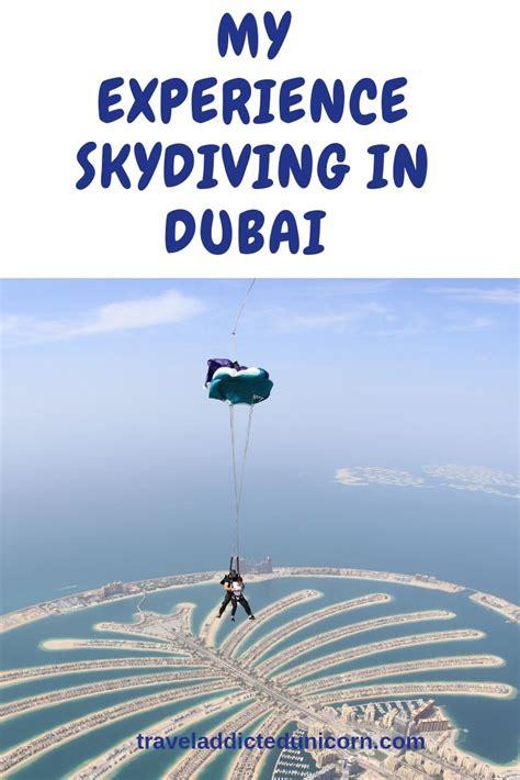 My experience skydiving in Dubai   Skydiving in dubai, Dubai holidays, Dubai travel