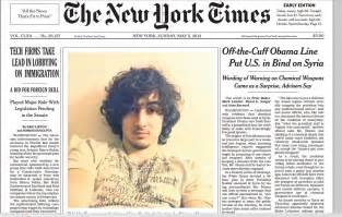 rolling s tsarnaev did the new york times a backlash the washington post
