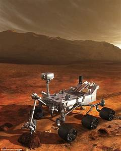 Firing MISSILES at Mars may be our best bet of finding ...