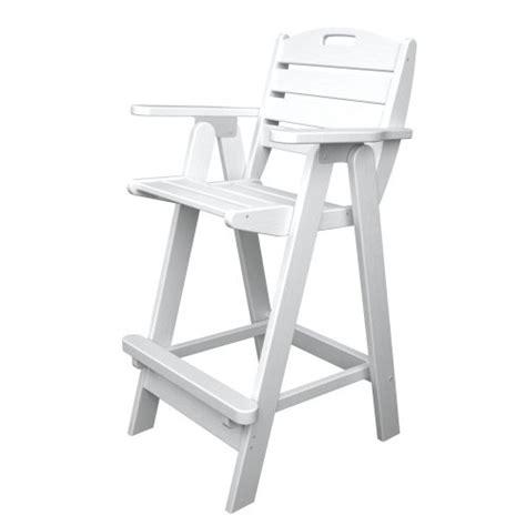 black friday polywood outdoor furniture nautical bar chair