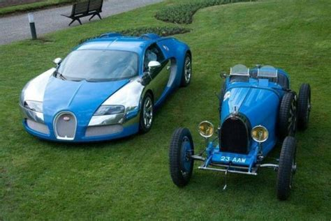 The Bugatti Made by Bugatti Made And The What A Change
