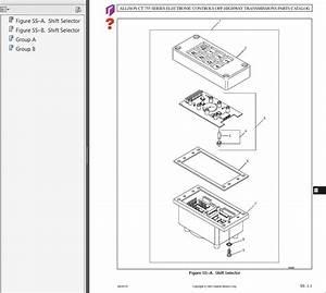 Allison Transmission Clt755 Series Parts Catalog