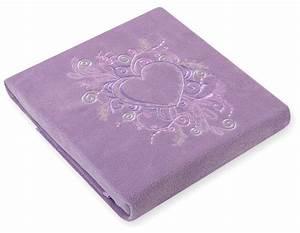 Plaid Pour Lit : couverture pour b b mauve de la collection chic mauve ~ Teatrodelosmanantiales.com Idées de Décoration