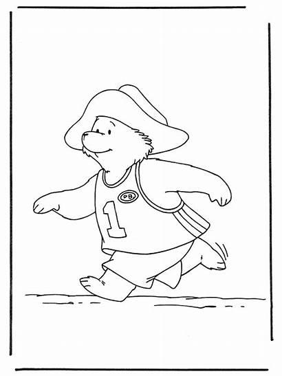 Paddington Bear Coloring Pages Fargelegg Advertisement Annonse