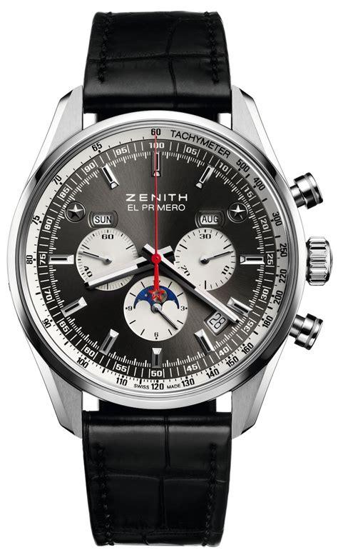 Zenith El Primero 410 Limited Edition Calendar Chronograph ...