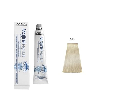 loreal majiblond high lift hair color ml ash  beauty pouch