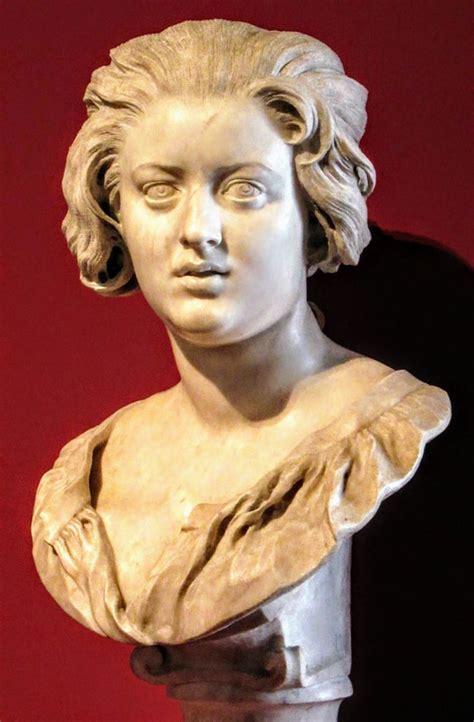 Bust of Costanza Bonarelli by Bernini, Bargello, Florence ...