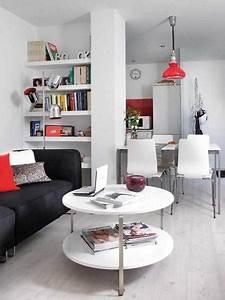 Decoración de departamentos pequeños: 40 metros² de estilo