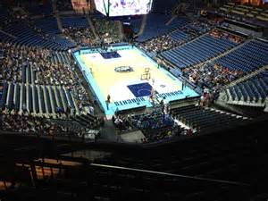 Time Warner Cable Arena Charlotte Hornets