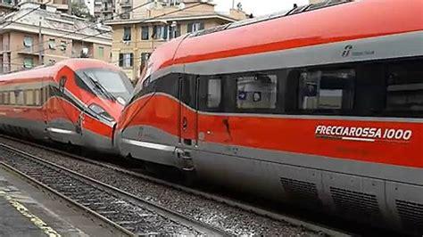Frecciarossa Posti A Sedere Torino Frecciarossa Fermo Due Ore Alla Stazione Di