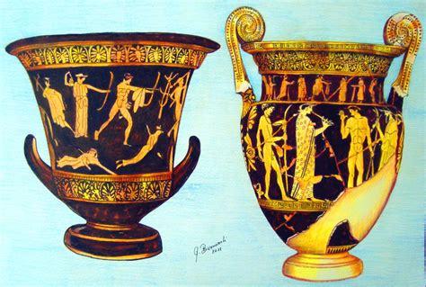 Vasi Antichi Greci by Vasi Greci Bernardi Opera Celeste Network