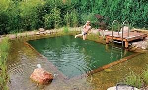 Kleinen Teich Anlegen : schwimmteich anlegen ~ Whattoseeinmadrid.com Haus und Dekorationen