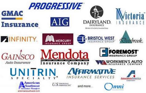 Top 10 Usa Auto Insurance Companies