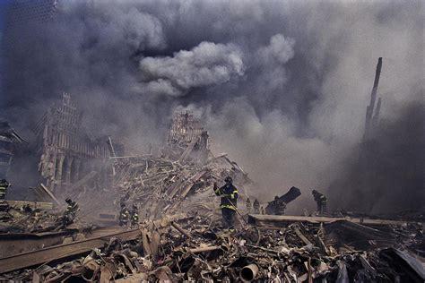 James Nachtwey 9 11