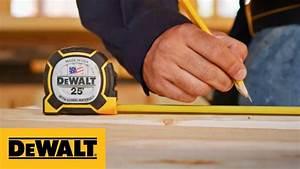 DEWALT® Extended Performance XP™ Tape Measure (DWHT36225S ...
