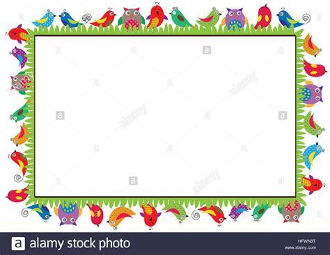 Cornice Bambini Colored Frame Children Immagini Colored Frame Children