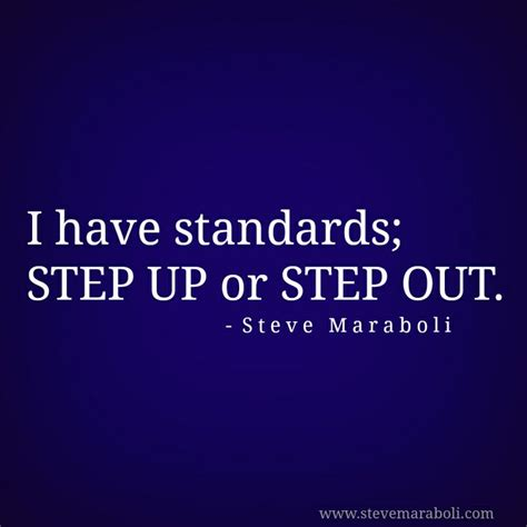 Quotes About Stepping Up QuotesGram