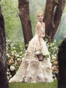 sareh nouri garden wedding dress tradesy weddings
