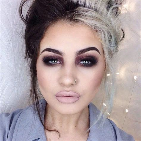 genevieve grad instagram 25 best ideas about edgy hair colors on pinterest curly