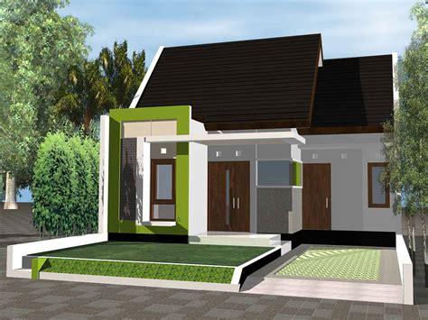 desain rumah sederhana lahan sempit desain rumah