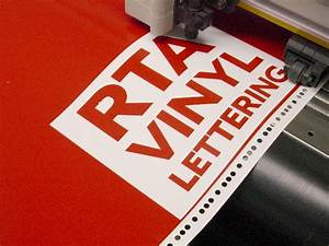 products major sign co inc With rta vinyl lettering