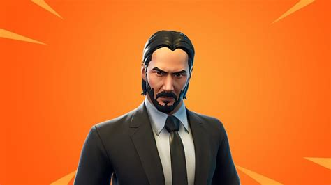 John Wick Could Come To Fortnite