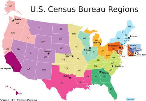 the bureau of census file u s census bureau regions svg