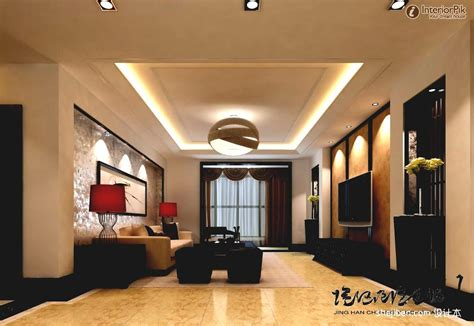Simple Gypsum Ceiling Designs For Hall