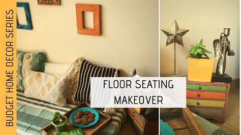 floor seating makeover indian living room decor rental