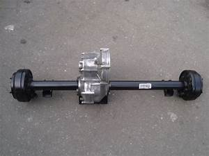 Rear End Differential Club Car Precedent Golf Cart Axle  Lsv Carts