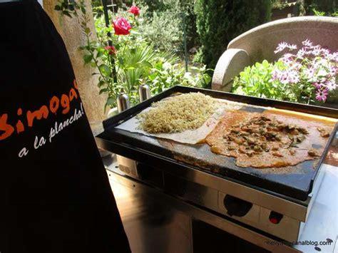 recette cuisine barbecue gaz recettes de plancha et moules