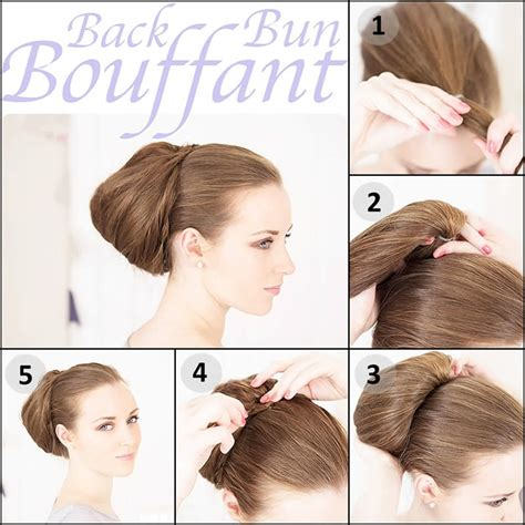 haircut tutorials for medium hair formal hairstyle tutorials we are crushing on right now 4083